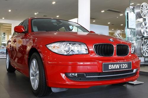 BMW 1系小钢炮 北京燕宝让您轻松拥有